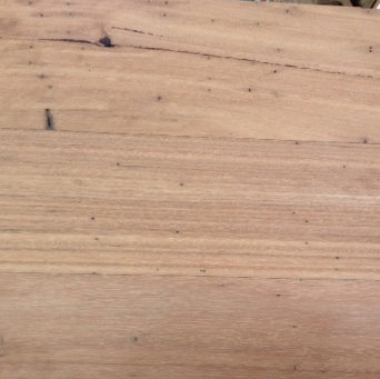 Recycled Blackbutt, click here for detailed product data sheet
