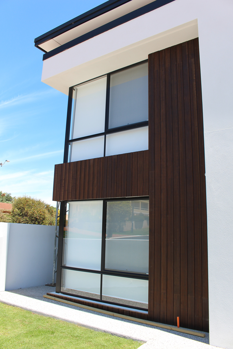 Vulcan Cladding - Walnut
