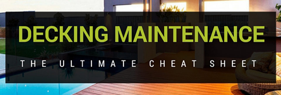 decking maintenance guide