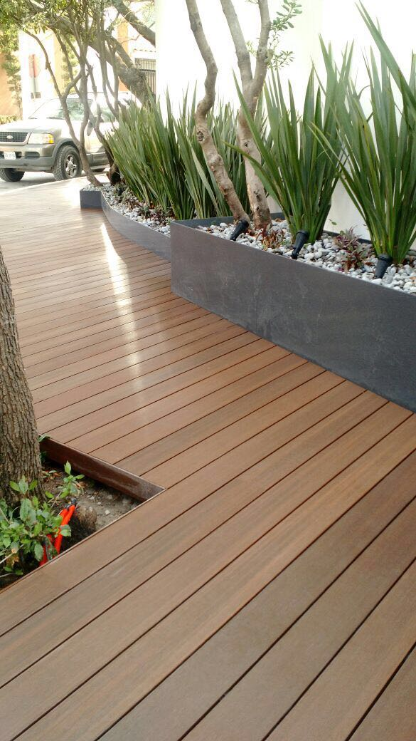 NewTechWood Ultrashield Decking - TEAK.JPG