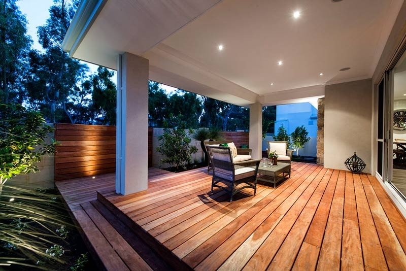 Grimwood decking