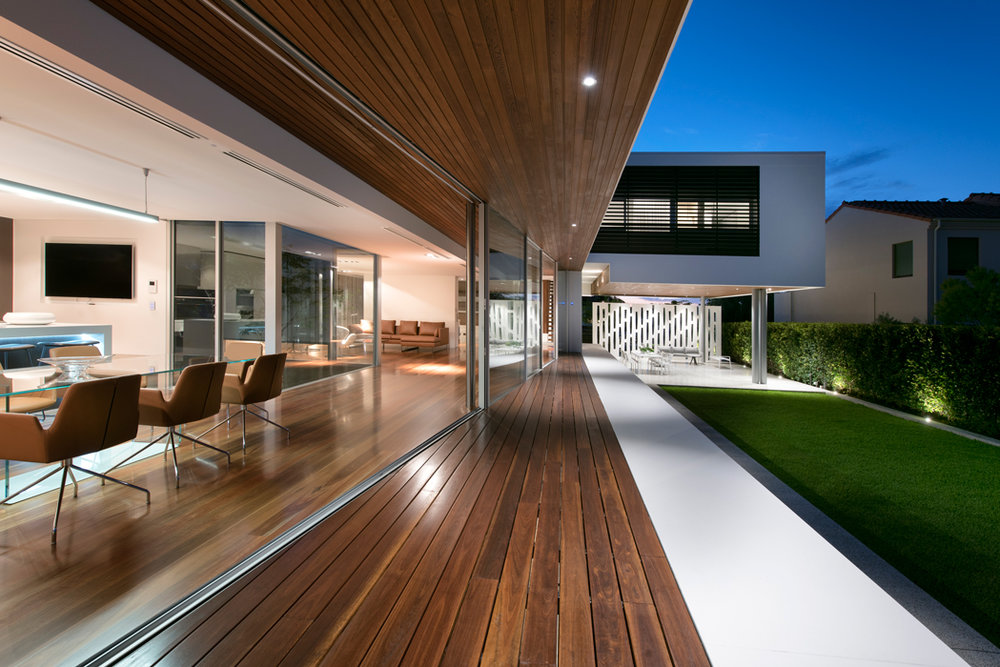 Spotted Gum - Dalkeith Residence