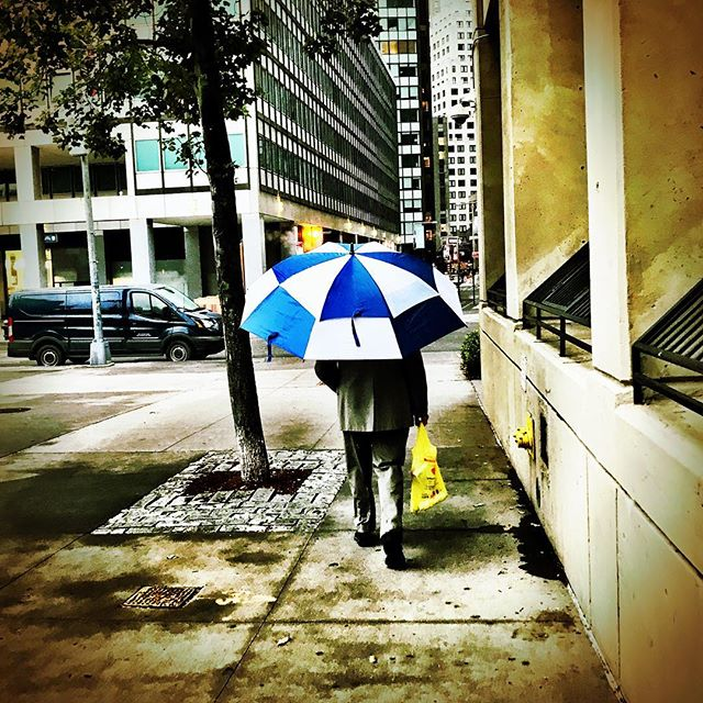 Carry your own weather - #stephencovey #7habits #nystreetstyle