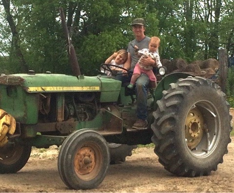 Family farming!