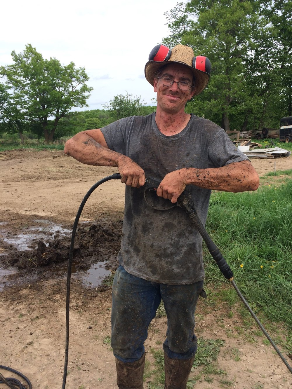 a dirty farmer picture