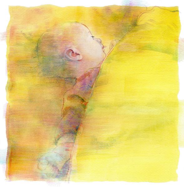 """Sweet Dreams ""  by Anni Matsick  Shown in 2014 CCAC Regional Juried Art Exhibit"