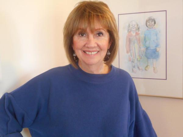 Anni Matsick - Illustrator of Dinosaurs Living in My Hair!