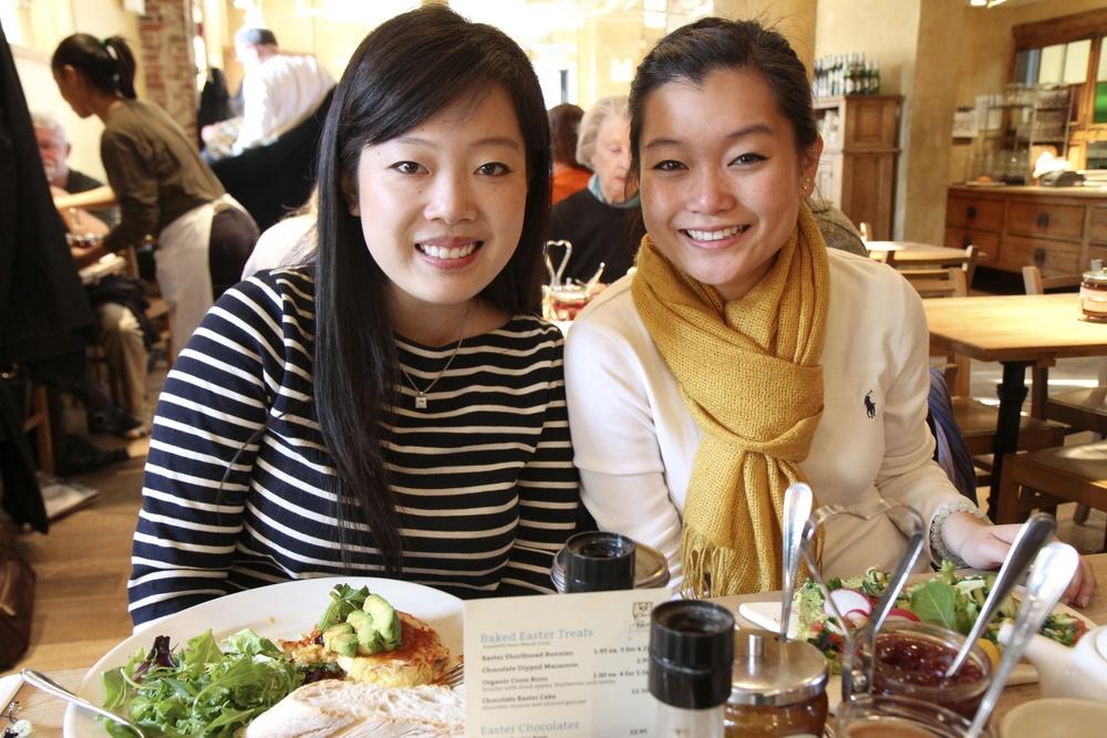 Annie & Connie Chow