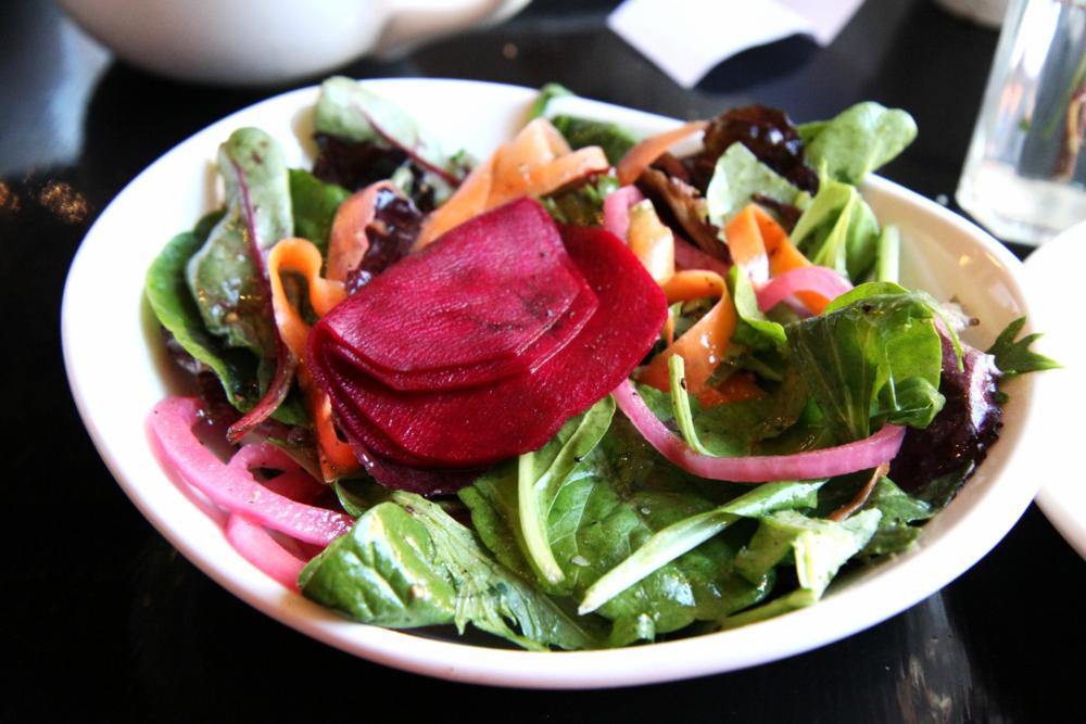 Small Mixed Greens Salad