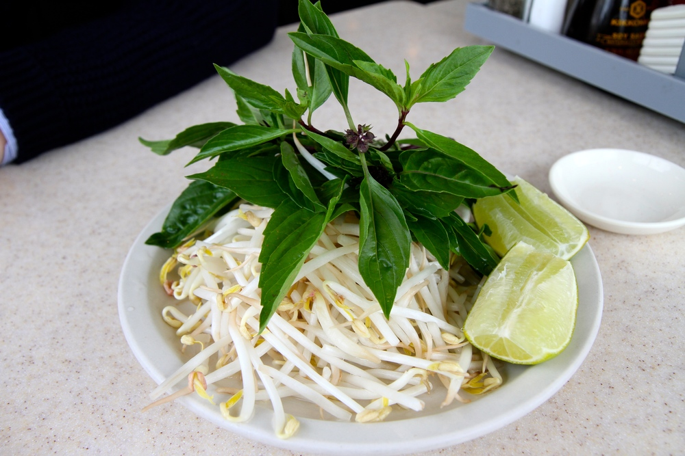 Vegetables to pair with Pho