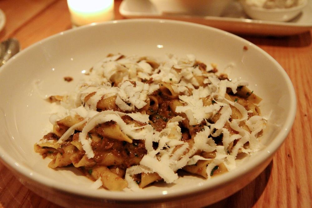 Garganelli | Mushroom, Ricotta Salata (without Ragu)
