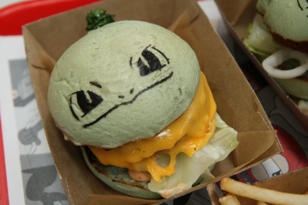 Our veggie Bulbasaur