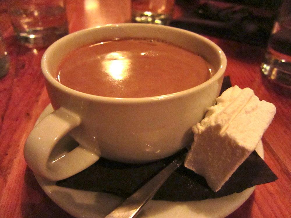 Mindy's Hot Chocolate