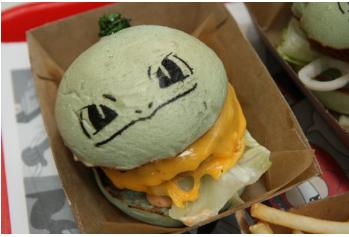Down 'n Out Pokéburgers