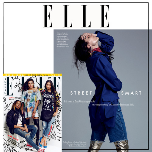 Elle | Canada | March 2015