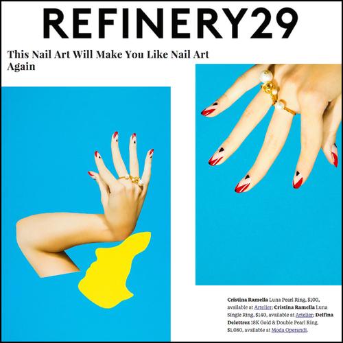 Refinery 29 | Online |December 2015