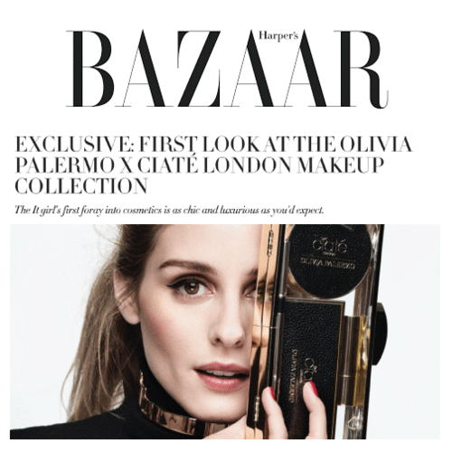 Harper's Bazaar | Online | August