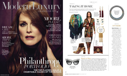 Modern Luxury | U.S | November 2015