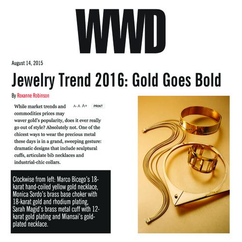 WWD | Online | August 2015