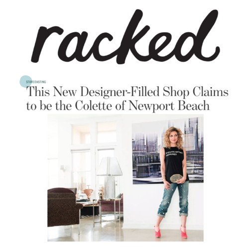 Racked | Online | December 2015