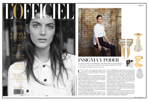 L'Officiel | Mexico | July 2015
