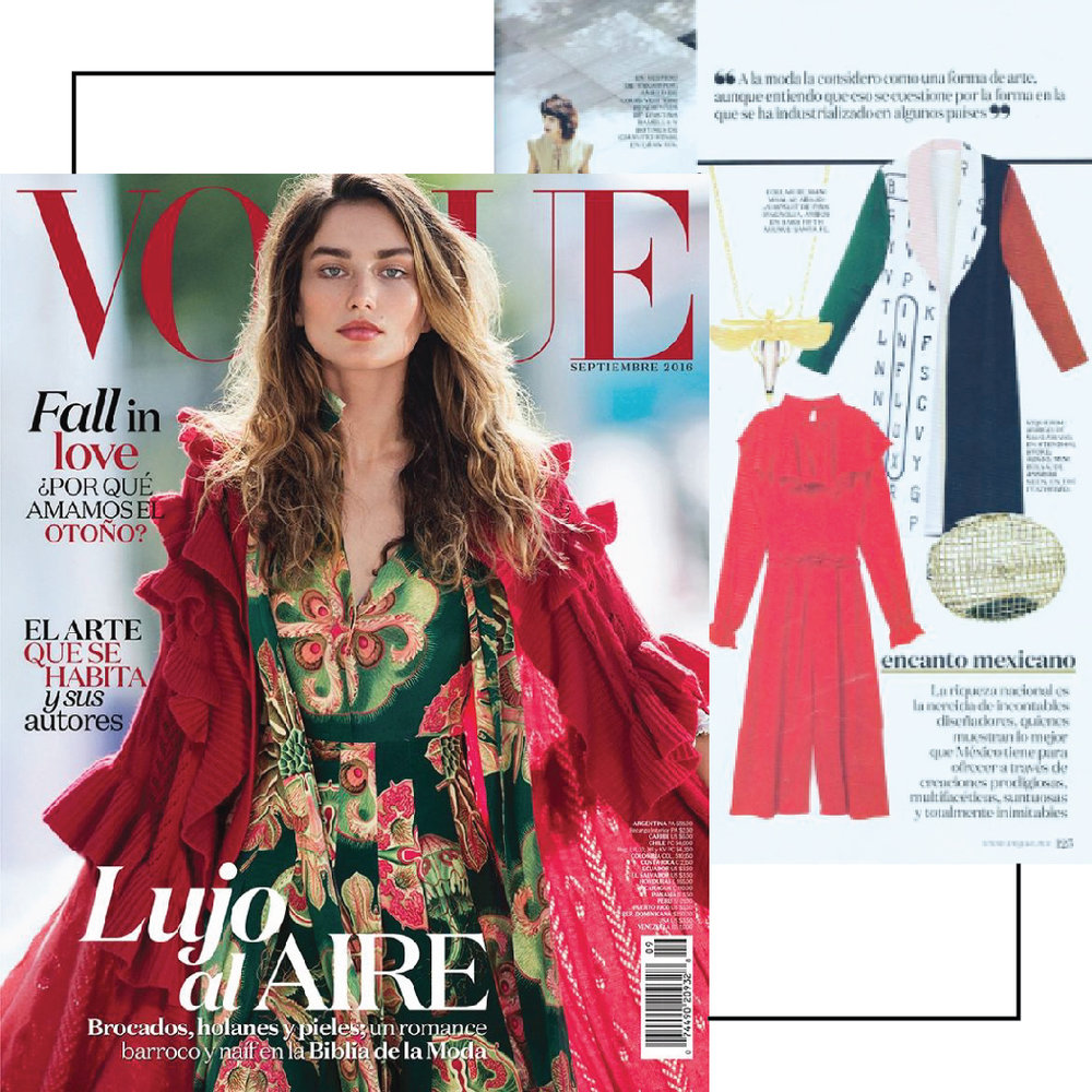 Vogue |Latin America | September 2016