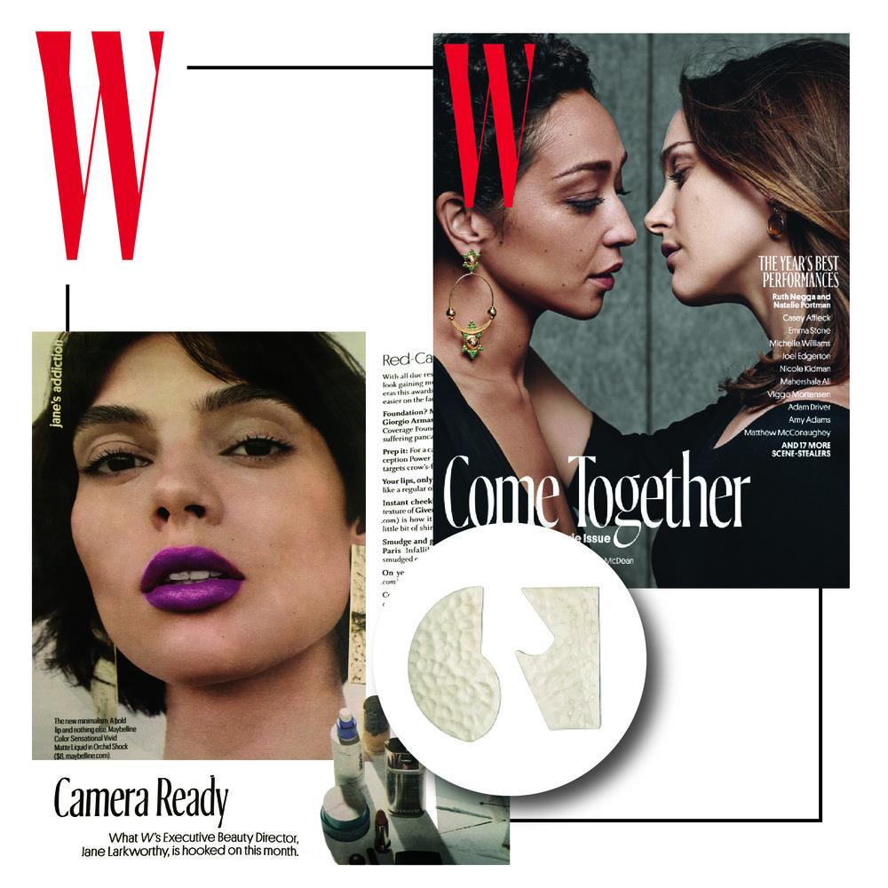 W Magazine U.S | Feb.2017 | Anndra Neen