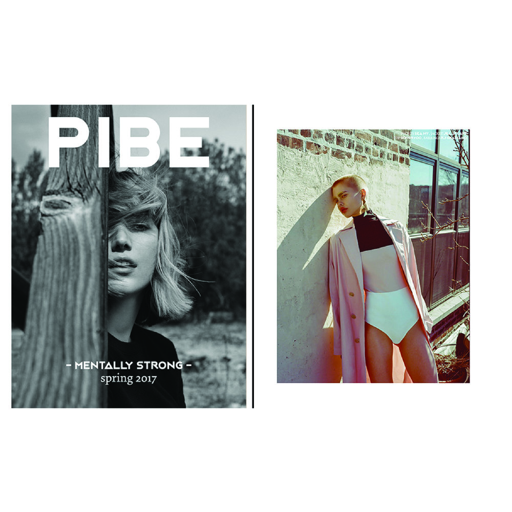 Pibe Magazine | March 2017 | LIBSA