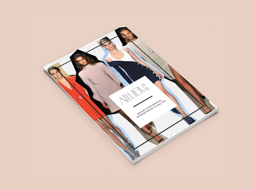 FASHION +  - RETAIL BRANDING