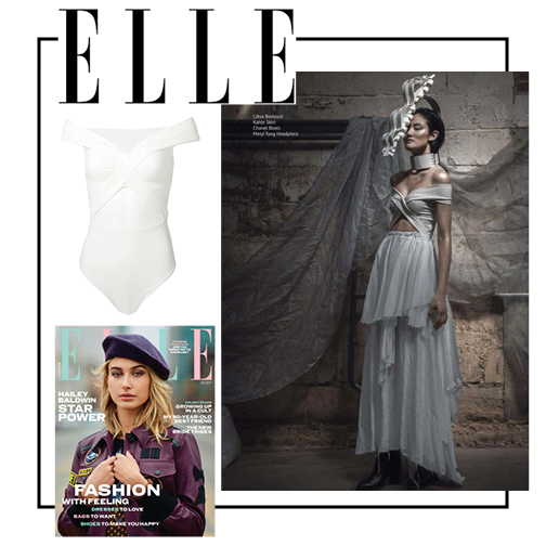 July 2017 | Elle UK | Libsa