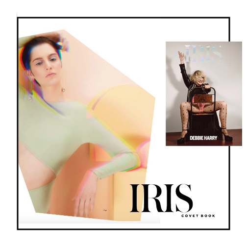 Iris Covet Book | July 2017 | Libsa