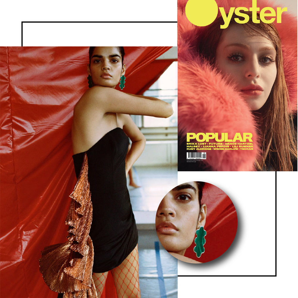 Oyster Magazine | November 2017 | Gala Is Love