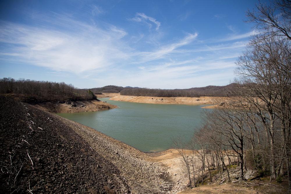 Summersville Dam