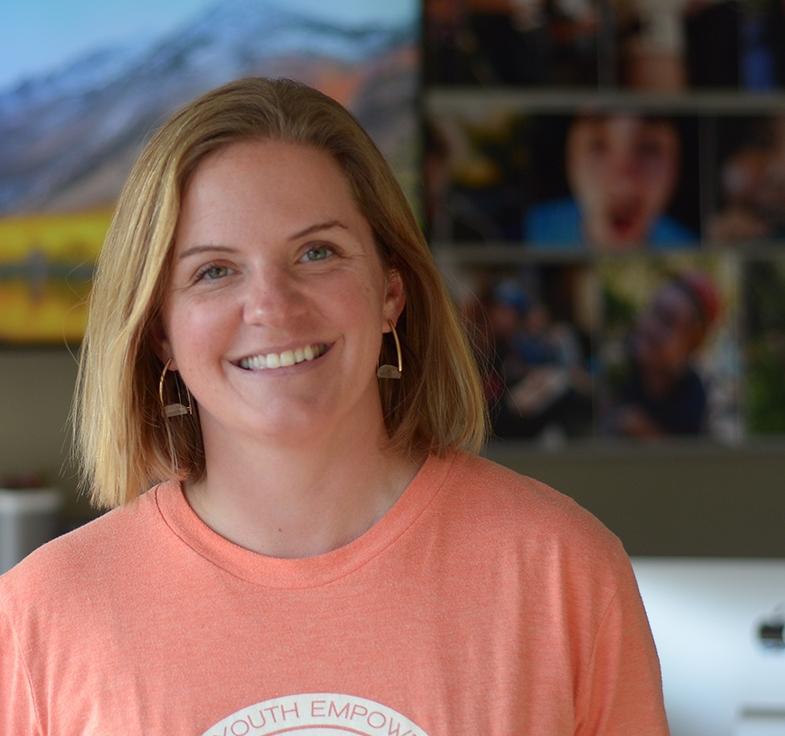Hi! - My name is Katie DiBerardinis...Program Director at BYEP.(read: dream job!)