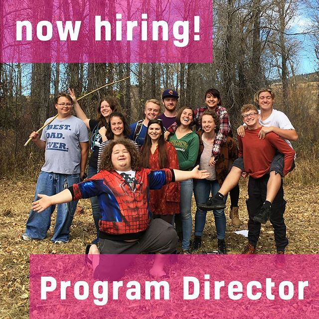 Big Sky Youth Empowerment (BYEP) is seeking a Program Director to provide ongoing oversight, support, and feedback to our amazing Program Team! The Program Director position is both challenging and rewarding, is dynamic in nature, and requires an individual who is flexible, creative, energetic, and has a growth mindset. The successful candidate will be well ­versed in adolescent development, group facilitation, crisis response, and supervisory procedures. Sound like someone you know? Visit byep.org to apply!""