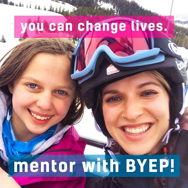 Want to make a difference in the Gallatin Valley? Mentor with BYEP this winter season! The season starts January 13th and goes through April 18th! Applicants must be able to ski or snowboard, and be ready to have an insane amount of fun!! Apply online at BYEP.org ❄️😊❄️