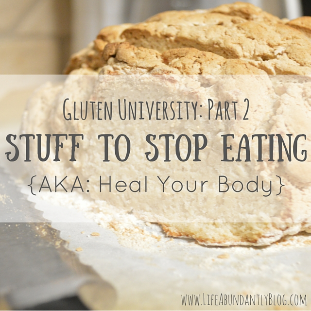 Need help understanding what gluten is, how it causes problems and what to do about it? Jump in on this series at LifeAbundantlyBlog.com