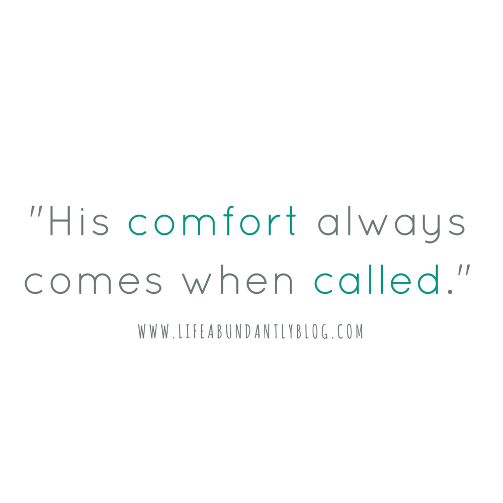 LifeAbundantlyBlog.com Finding comfort when a loved one dies suddenly- The Good Shepherd & The Gatekeepers