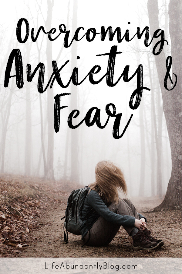 "Are you trapped by a constant imagining of every single thing that could go wrong? Do you manage your anxiety through entertaining every imaginable scenario and mapping ""a way out"". Anxiety and fear can ruin your every thought and steal joy from precious moments. There is help for anxiety and fear. Here's a great post about overcoming anxiety once and for all."