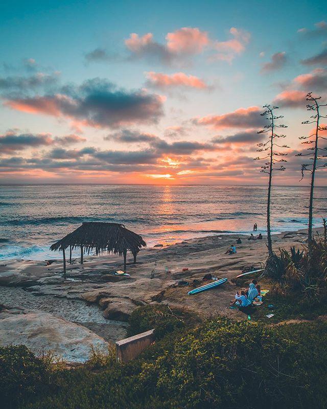 Summers in La Jolla