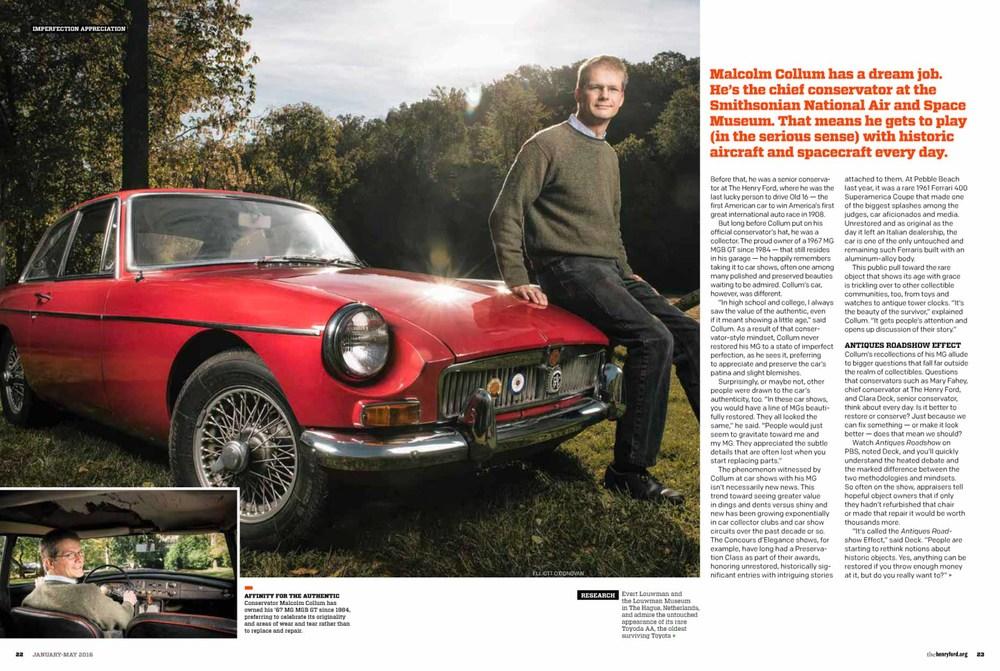 Elliott O'Donovan Photography - Comercial - Malcolm Collum - Henry Ford Magazine.jpg
