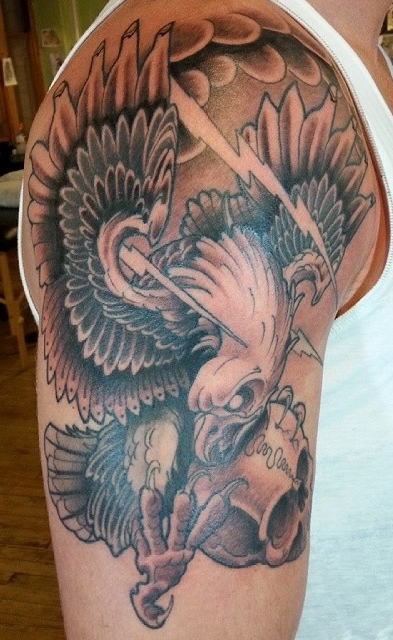 eagle-blackandgrey-Tattoo -LA-LosAngeles-besttattoo-besttattooartist-besttattooartists-top-pictures-images-photo-tat-ink-inked-seanadams-guestartist-rabblerousertattoo
