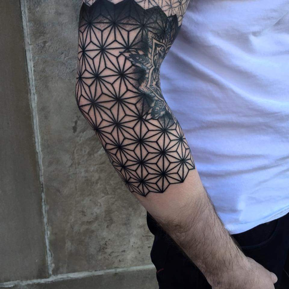 geometric-threequartersleeve-Tattoo-blackandgrey-linework-detail-LA-LosAngeles-besttattoo-besttattooartist-top-pictures-images-photo-tat-ink-inked-tinedefiore-guestartist-rabblerousertattoo