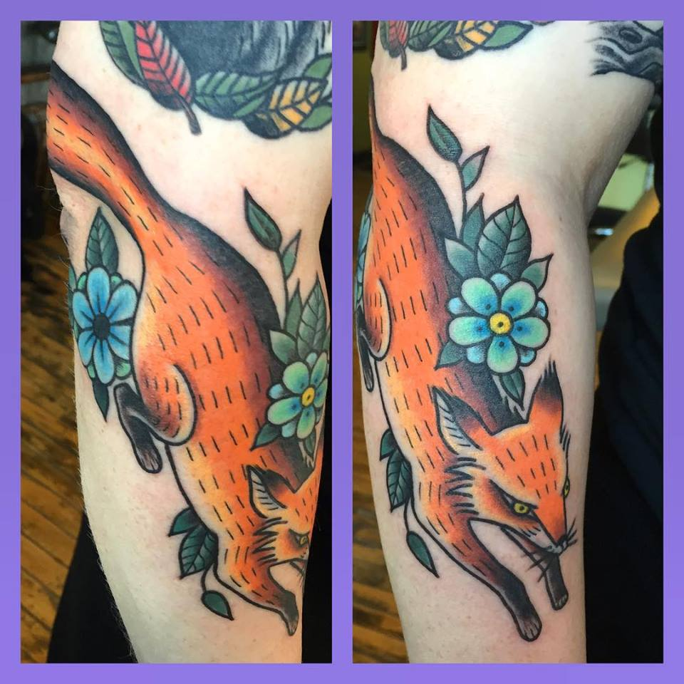 fox-flowers-animal-tattoo-LA-LosAngeles-besttattoo-besttattooartist-besttattooartists-top-pictures-images-photo-tat-ink-inked-jennifertrok-guestartist-rabblerousertattoo