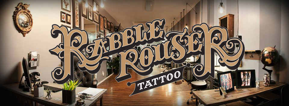 Los angeles tattoo shop rabble rouser tattoo for Tattoo shops los angeles