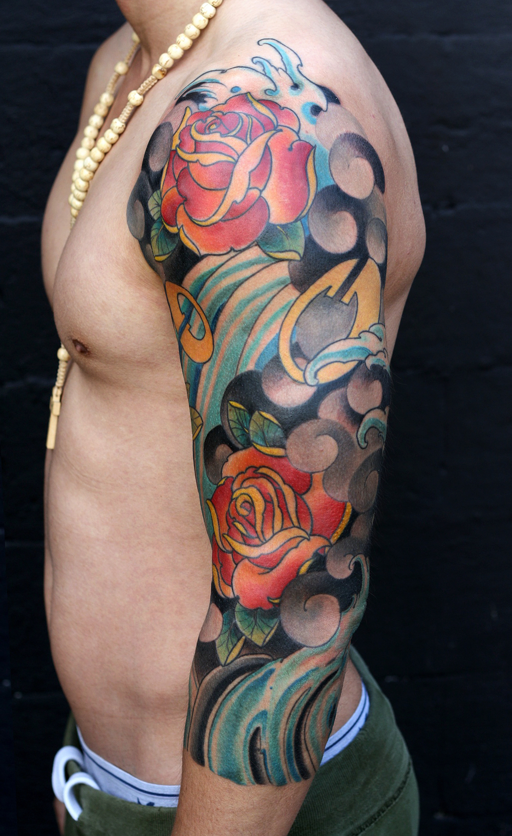 sleeve-asian-color-Tattoo -LA-LosAngeles-besttattoo-besttattooartist-besttattooartists-top-pictures-images-photo-tat-ink-inked-bigboy-guestartist-rabblerousertattoo