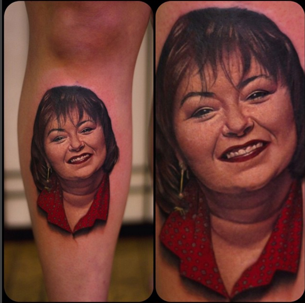 roseanne-tv-character-portrait-realistic-tattoo-LA-LosAngeles-besttattoo-besttattooartist-besttattooartists-top-pictures-images-photo-tat-ink-inked-joshgrable-guestartist-rabblerousertattoo
