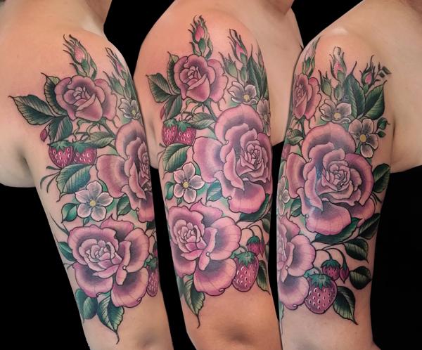 alayna_magnan_flowers_vintagerose_halfsleeve_tattoo_losangeles.jpg