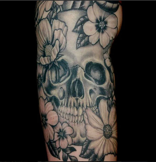 Tattoo Styles Black Grey Traditional Realistic Cover Up