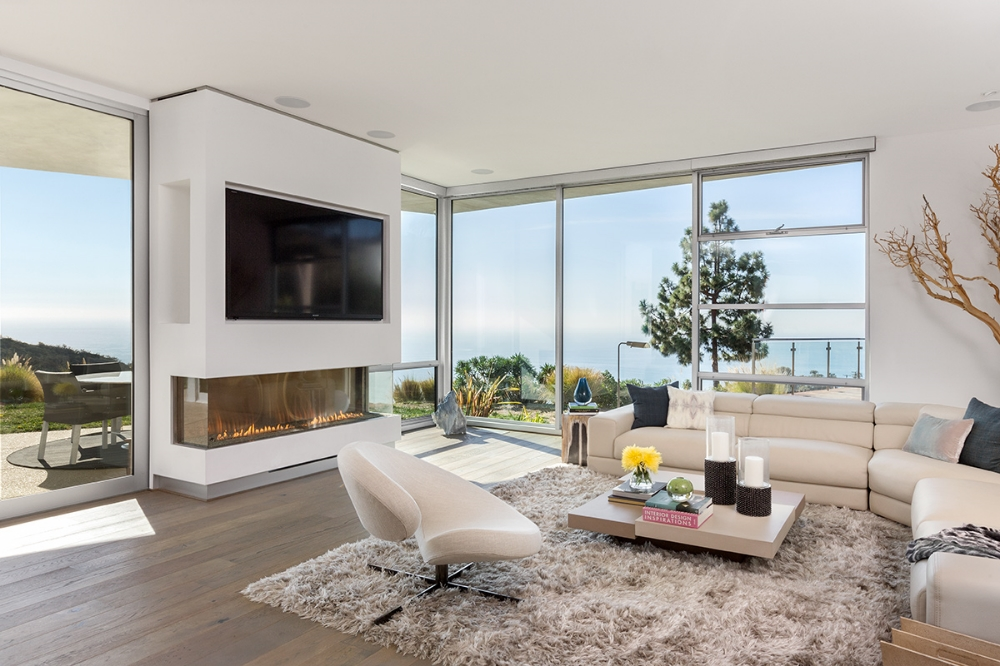 Custom Residential Interior Design in Malibu, CA